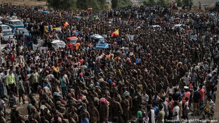 Äthiopien Tigray-Krise