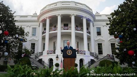Президент США Джозеф Байден в Белом доме