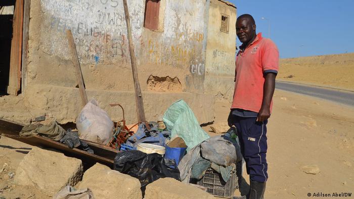 Angola | Avelino Tyamba