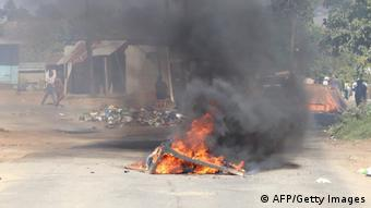 Eswatini Proteste
