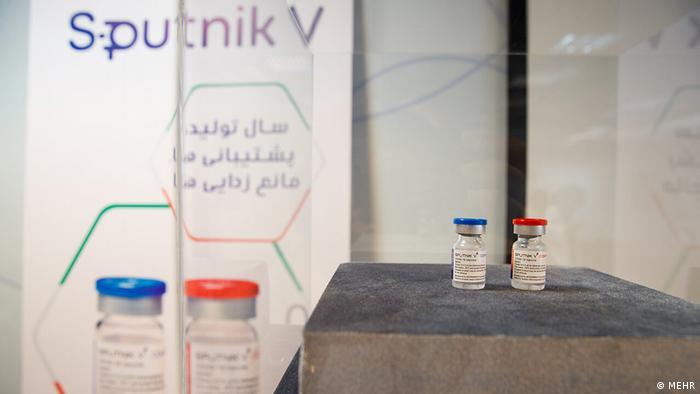 شنبه، ۵ تیر ۱۴۰۰، واکسن کرونای اسپوتنیک وی تولید مشترک ایران و روسیه، با حضور وزیر بهداشت در شرکت اکتوور شهرک صنعتی بهارستان البرز رونمایی شد.