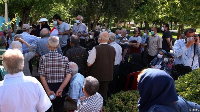 وضعیت اسفبار واکسیناسیون کرونا در ایران