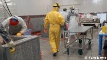 Corona Pandemie im Iran - Sistan Baluchestan: die Situation in einer der ärmsten Provinzen im Iran spitzt sich zu. ©Fars News