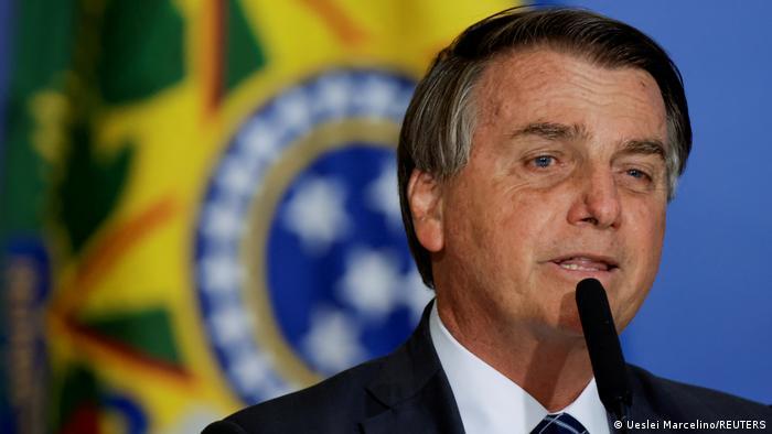Jair Bolsonaro ha sido acusado por la Fiscalía de Brasil por irregularidades en la compra de vacunas.