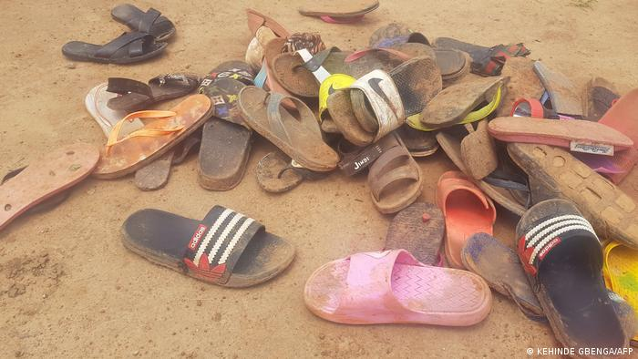 Nigeria Kaduna   Entführung Schüler Bethel Baptist School