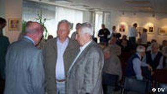 A meeting of former GDR diplomats in Berlin