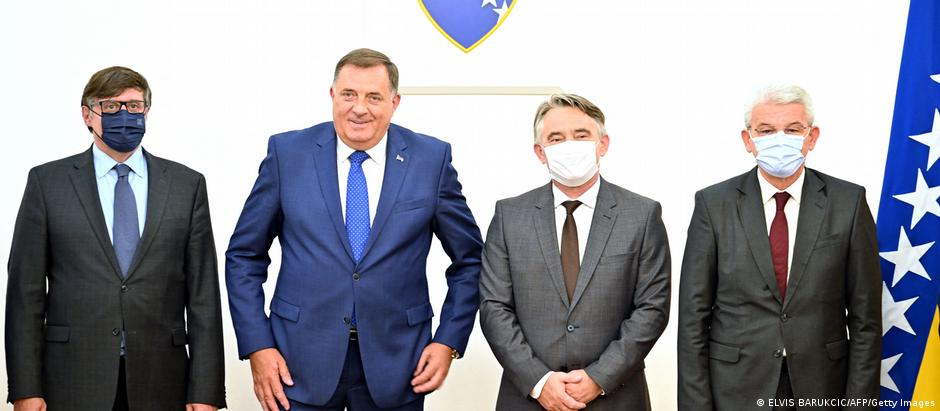 Bosnien und Herzegowina | Matthew Palmer in Sarajevo
