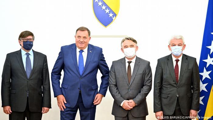 Bosnien und Herzegowina   Matthew Palmer in Sarajevo