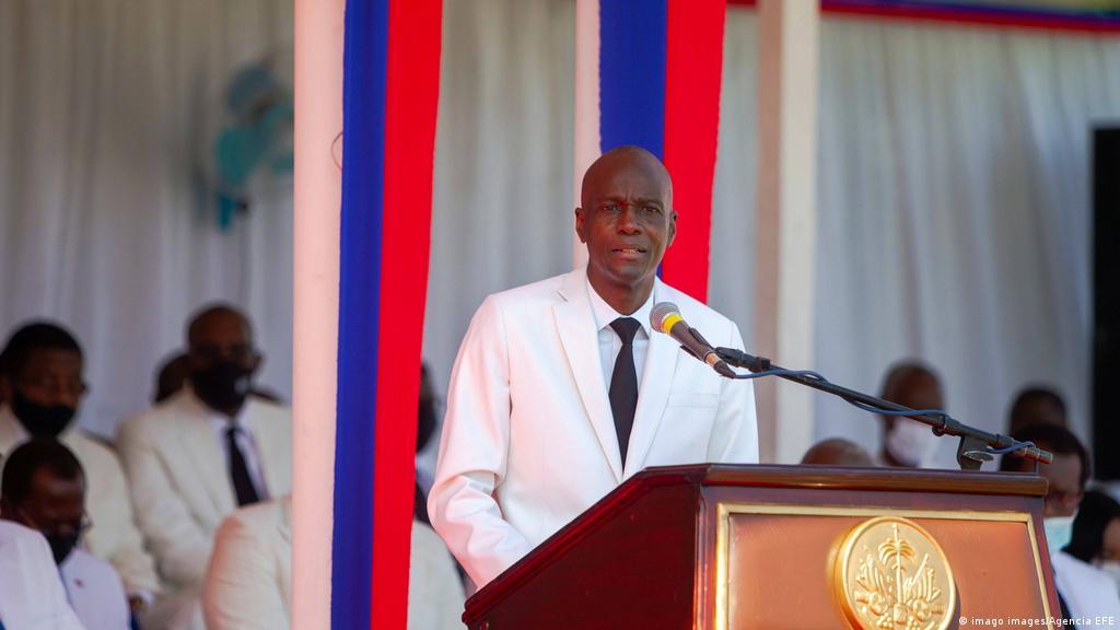 Haitian President Jovenel Moise assassinated in his home | News | DW | 07.07.2021