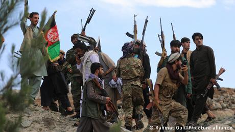 Is Afghanistan heading toward a civil war?