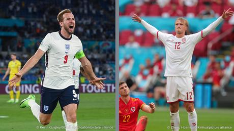 Euro 2020: England vs. Denmark — What you need to know