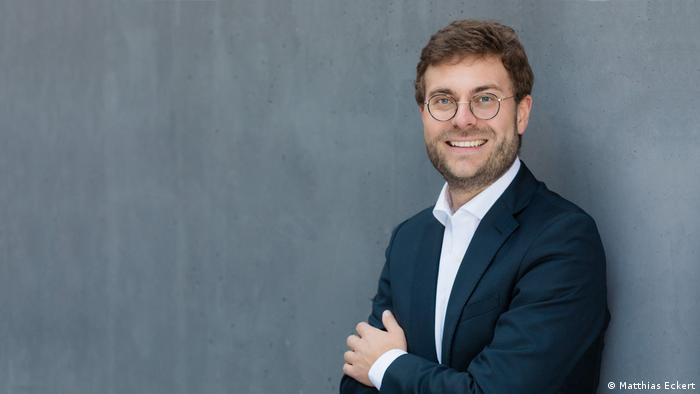 Deutschland Weimar   Juniorprofessor   Christopher Buschow