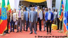 Sidama- the 10th Ethiopian regional state celebrates its first year of formation Wo- Hawassa, Ethiopia Wann- 06.07.2021 Author- Shewangizaw Wegayehu (DW correspondent)