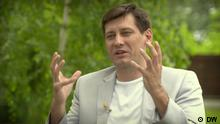 Dmitry Gudkov im Interview mit DW. Kiew 26.06