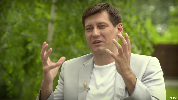 Dmitry Gudkov im Interview