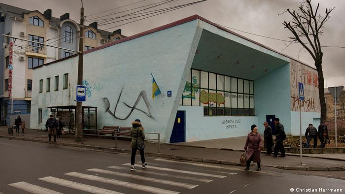 Прихована синагога у Луцьку