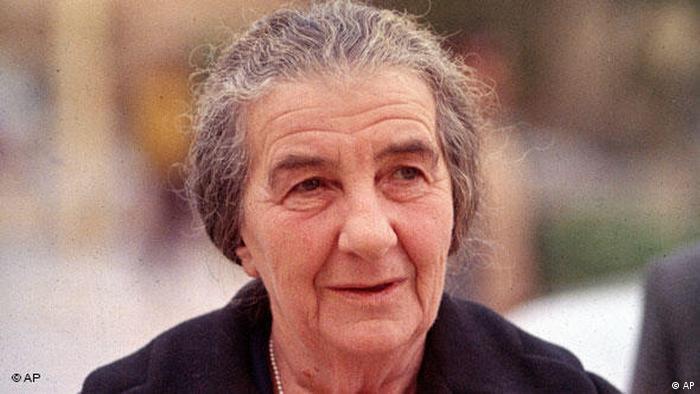 Flash-Galerie Mächtige Politikerinnen Golda Meir