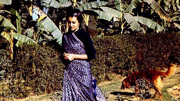 Flash-Galerie Mächtige Politikerinnen Indira Gandhi