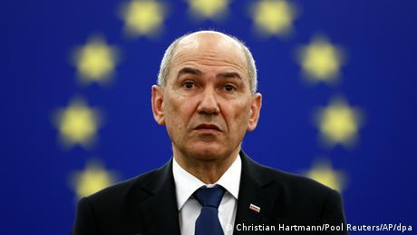 Η δύσκολη προεδρία της Σλοβενίας στην ΕΕ