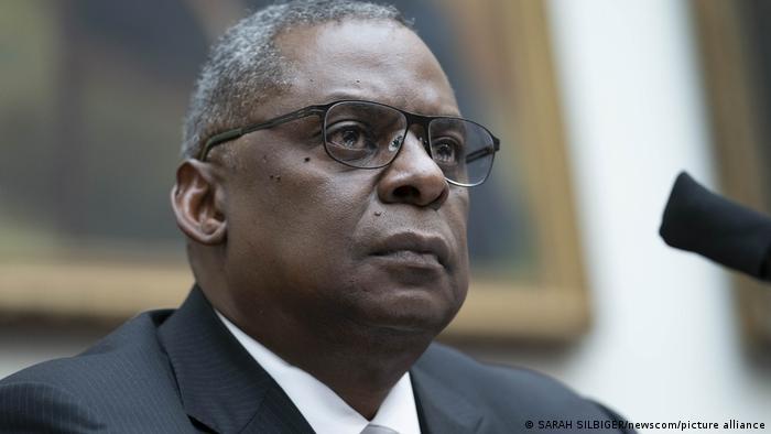 USA Verteidigungsminister Lloyd Austin