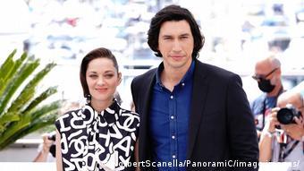 74. Internationale Filmfestspiele Cannes - Eröffnung I Marion Cotillard - Adam Driver