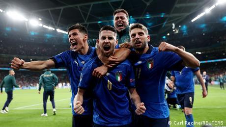Euro 2020: Italy survive shootout to reach Euro 2020 final