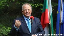 bulgarischer Außenminister Svetlan Stoev