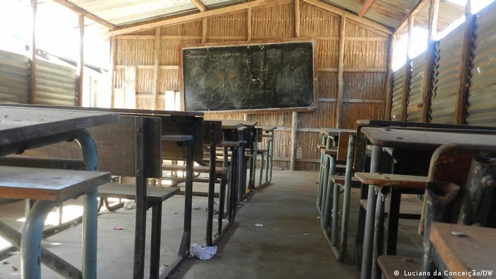 Diretor provincial da educação garante que os casos positivos estão a ser monitorizados