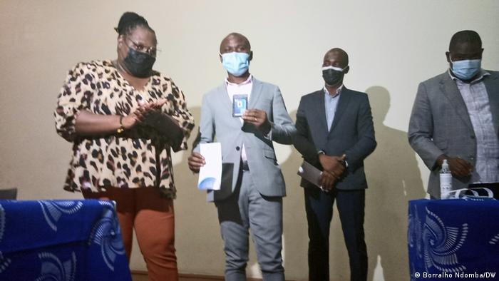 Angola Luanda | Professionelle Ausweise für Journalisten