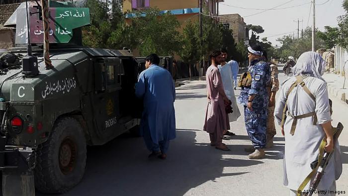Taliban-Offensive in Afghanistan | Qala-i- Naw