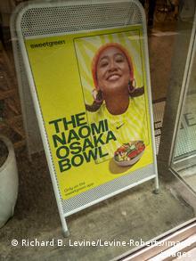 En Nueva York se puede pedir el Naomi Osaka Bowl para comer.