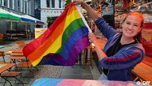 Meet the Germans, CSD, LGBT Copyright: DW