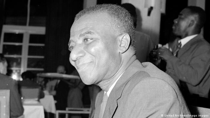 Sylvanus Olympio, premier président du Togo