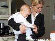پیشہ ور خواتین کو  بچوں کی دیکھ بھال میں زیادہ مشکلات وقت کی کمی کے باعث پیش آتی ہیں