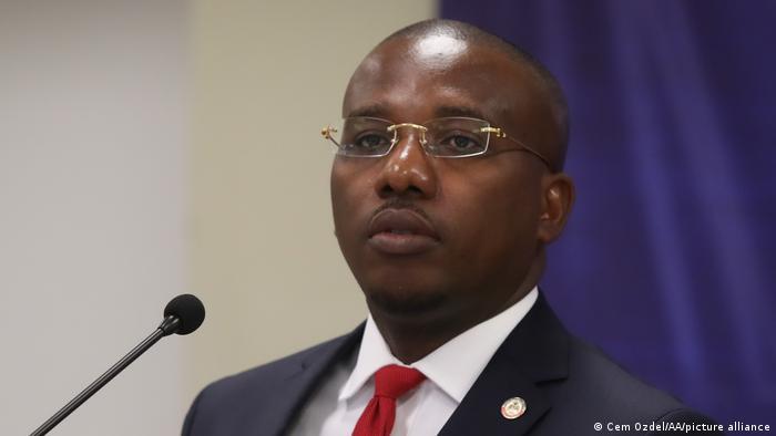 Haiti acting Prime Minister Claude Joseph