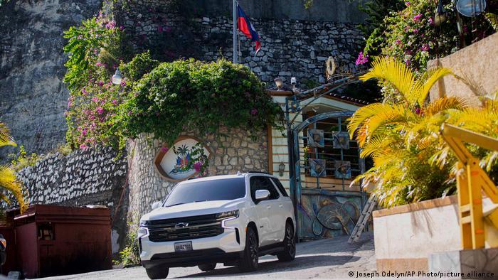 Haiti | Ermordung Präsident Jovenel Moise