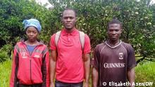 Kamerun / Jugend / Agra Initiativ Rechte frei Autorin : Elisabeth Asen, Korri Ort : Yaoundé