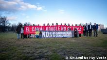 Demo in Tierra del Fuego