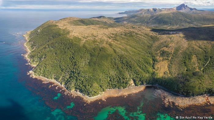 Canal de Beagle: la ley busca la protección del patrimonio ambiental, turístico y de desarrollo local de la Provincia de Tierra del Fuego.