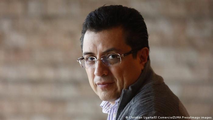 Daniel Lizárraga, periodista mexicano, editor del diario salvadoreño El Faro