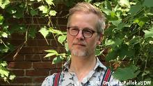 Beschreibung: Jacek Dehnel, polnischer Schriftsteller, der in Berlin Lebt, Copyright: M. Gwozdz-Pallokat