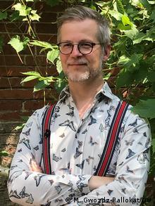 Jacek Dehnel od ponad roku żyje w Berlinie