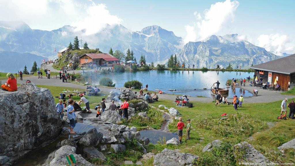 Switzerland and the pandemic: in desperate need for tourists | DW Travel |  DW | 15.07.2021