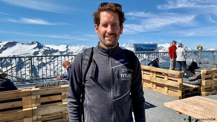 Schweiz | Fabian Appenzeller, Titlis Bergbahnen