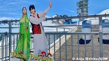 Bollywood-Darsteller auf Titlis Schweiz-Reportage von Anja Steinbuch DW, Anja Steinbuch, 26. Juni 2021
