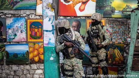 Haiti: Violence and politics culminate in presidential assassination