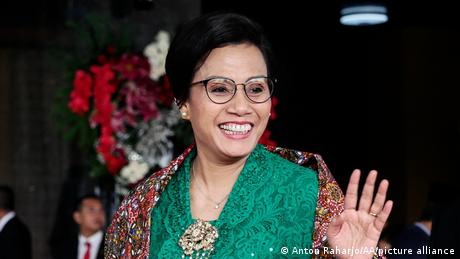 <div>Indonesia's Sri Mulyani: A reformer working for women's rights</div>