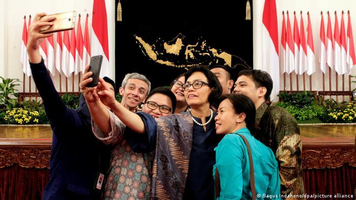 Indonesia |  Menteri Keuangan Sri Mulyani Indrawati