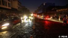 Straßenverkehr Iran: Stromausfall in mehreren Städten des Landes © MEHR
