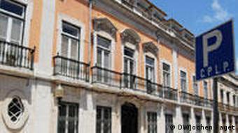 Sede da CPLP, em Lisboa